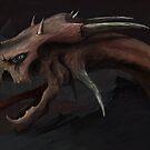 Dragon by Adam Howie