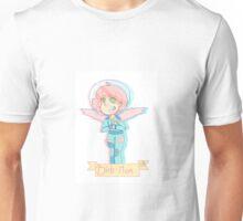 Birb Mom Commander Holly Unisex T-Shirt
