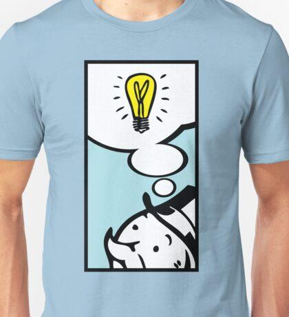 Moneybag's Bright Idea Unisex T-Shirt