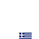 White iPhone Case - Greece by Lee Eyre