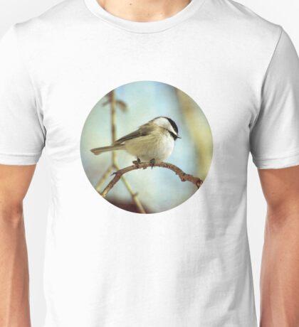 shy chickadee T-Shirt