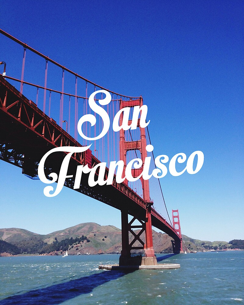 San Francisco by Reign Gonzales
