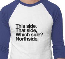 Northside Manchester Men's Baseball ¾ T-Shirt