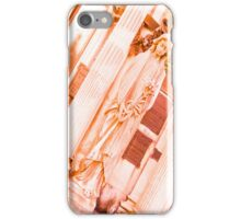 Death, cold and darkness. iPhone Case/Skin
