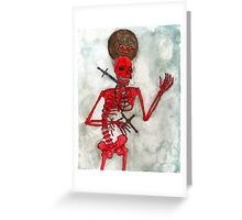 'Richard III' Greeting Card