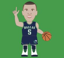 NBAToon of Jason Kidd, player of Dallas Mavericks by D4RK0
