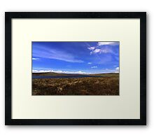 Cow Green, Upper Teesdale, North Pennines. Framed Print
