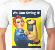 We Can Swing It! Unisex T-Shirt