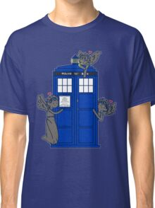 The Angels Have The TARDIS Classic T-Shirt