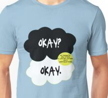 The fault in our stars. Unisex T-Shirt