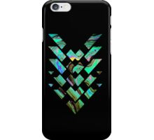 Tri Punch Fitted iPhone Case/Skin