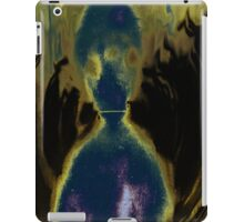Alien Space Ghost from outer space iPad Case/Skin