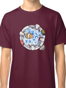 Manatees Hot Tub Fun Classic T-Shirt