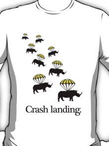 Crash Landing T-Shirt