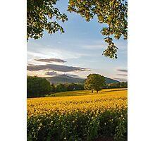 Mynydd Pen-y-Fal (Sugar Loaf Mountain) Photographic Print