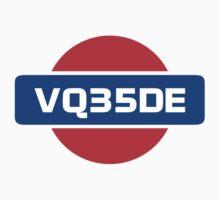 VQ35DE Nissan Engine by ApexFibers