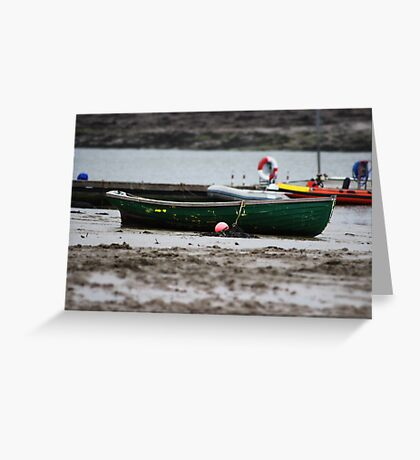 Bogged down Greeting Card