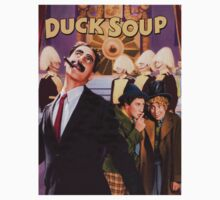 Marx Brothers - Duck Soup by Slave UK