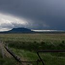 Square Butte #2 by Ken McElroy