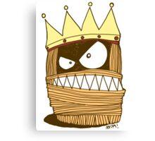 King MuM#02 T-SHIRT Canvas Print