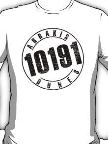 Arrakis Dunes 10191 T-Shirt