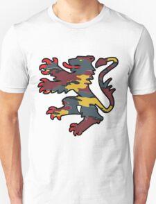 Belgian Military Lion T-Shirt