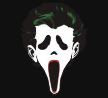 Ghostface Joker T-Shirt