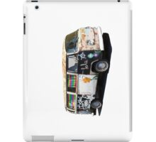Old vw van iPad Case/Skin