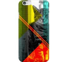 Cat Face V iPhone Case/Skin