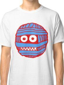 RED/BLUE MUM LOGO Classic T-Shirt