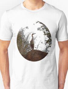 Kanji Crane T-Shirt