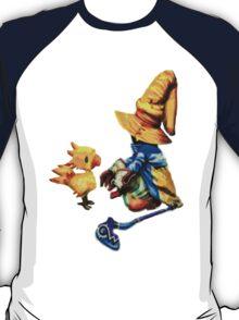 Vivi and the Chocobo T-Shirt
