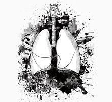 Between Two Lungs - Dark Version Unisex T-Shirt