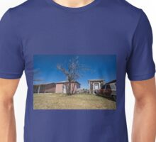 Pink house, Unisex T-Shirt