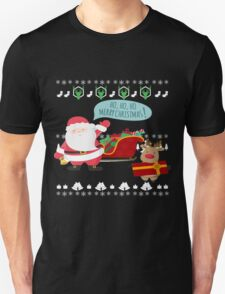 Ugly Christmas- Santa Ugly christmas sweat 1a T-Shirt