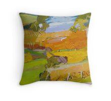 Autumn arrangement IV Throw Pillow