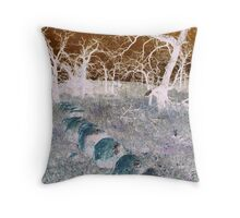 Fantasy not Reality Throw Pillow