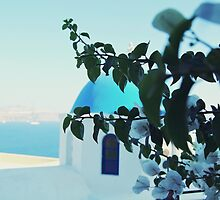 Santorini by fefelix18