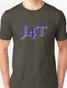 J4T in Blue Lettering T-Shirt