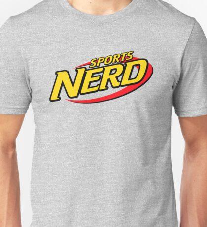 Sports Nerd Unisex T-Shirt