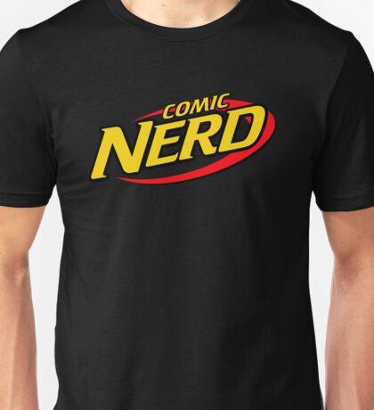 Comic Nerd Unisex T-Shirt