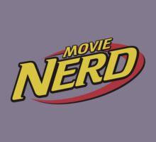 Movie Nerd Kids Clothes