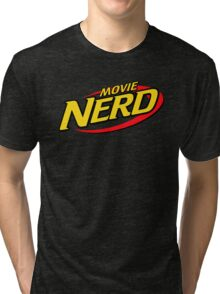 Movie Nerd Tri-blend T-Shirt