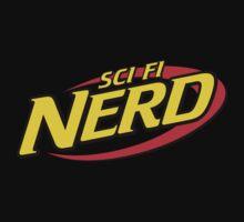 Sci Fi Nerd by popnerd