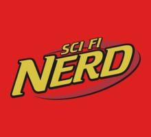 Sci Fi Nerd Baby Tee