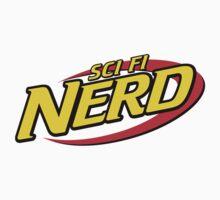Sci Fi Nerd One Piece - Short Sleeve
