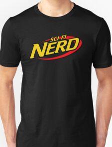 Sci Fi Nerd T-Shirt