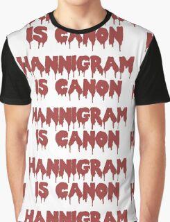 HANNIGRAM CANON Graphic T-Shirt