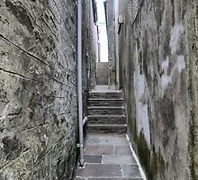 Alleys of Lerwick (1) by cullodenmist