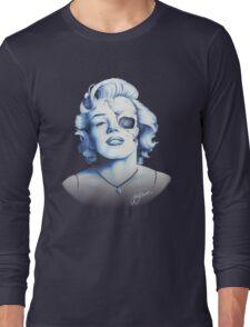 Marilyn Monroe - Live Fast Long Sleeve T-Shirt